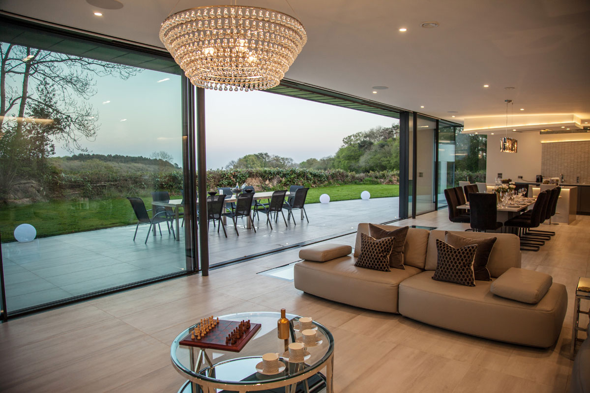 Lounge-with-glass-doors-evening